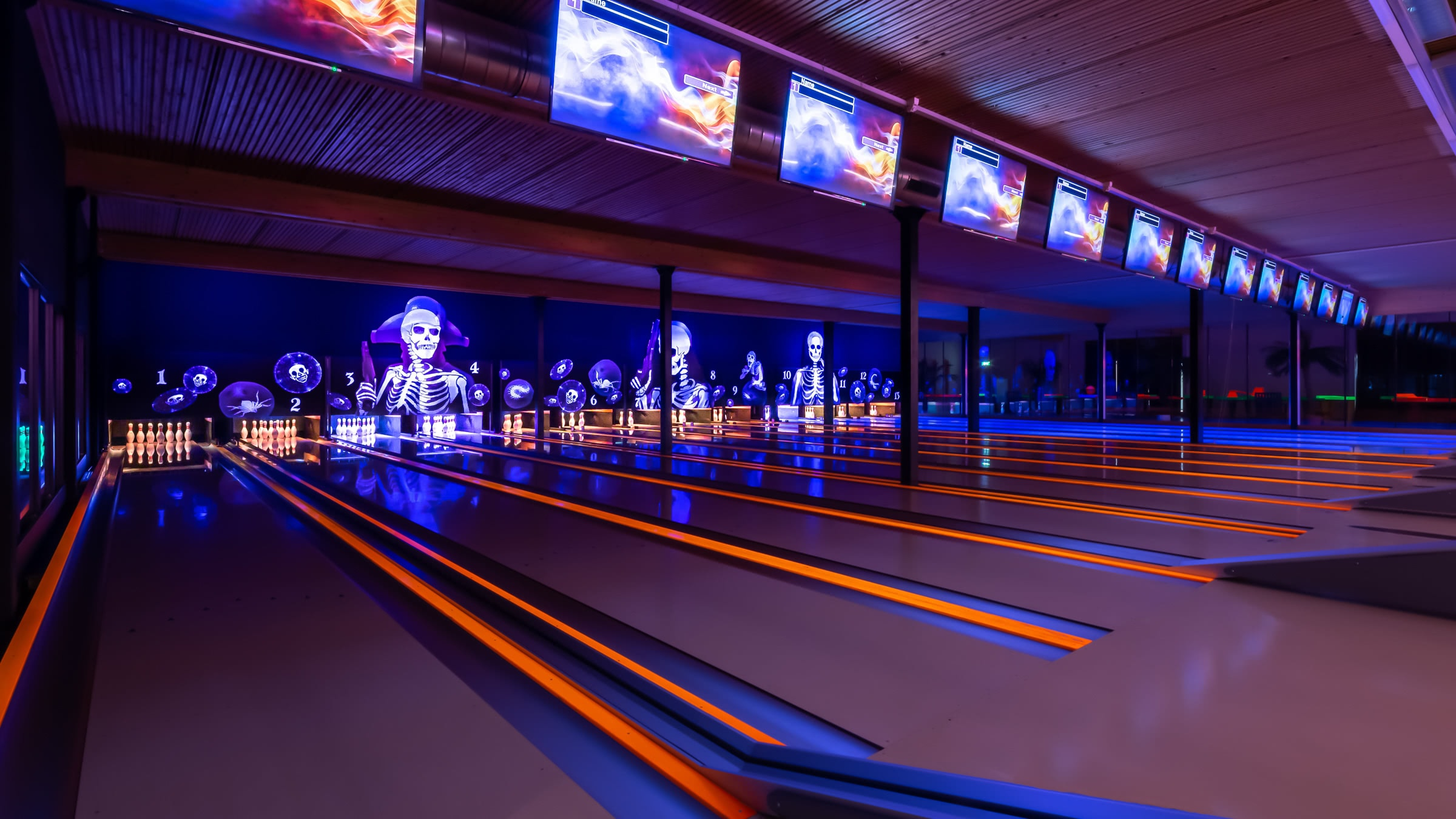FUN BOWL Stockmatt Bowling Center Affoltern am Albis